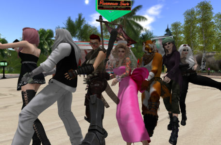 Lindens Dance the Conga When Someone Registers on Sansar