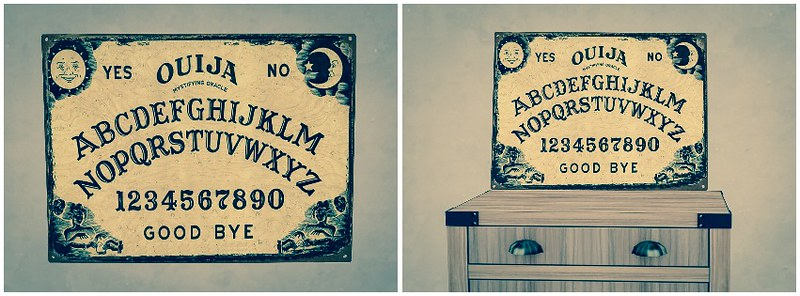 ouija boards for offline messages