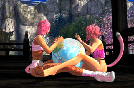 Conspiracy Theorists Say Second Life is a Sphere