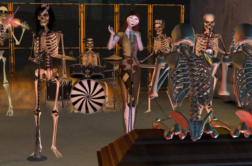 Rolling Stones in Second Life 2021! New World Tour Will Bring the Band to the Metaverse