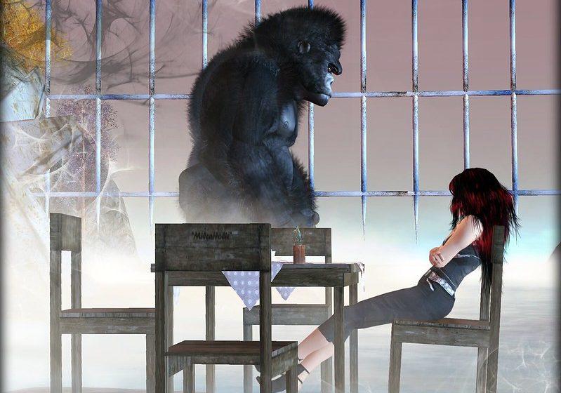 Second Life Millennials Consider King Kong a Molester. Gorilla Avatars Removed
