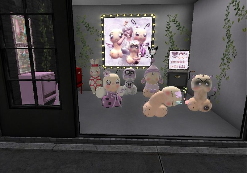 Second Life Penis Avatars Now Allowed in PG Regions If They Get Dressed